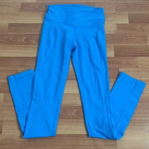 Lululemon Blue Yoga Pants 4